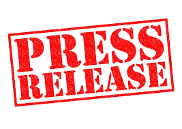 image says press release