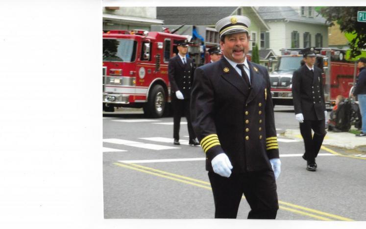 Deputy Fire Chief